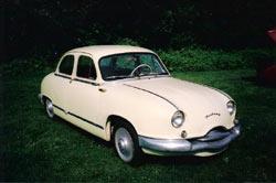 1961 Panhard Dyna