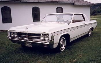 1963 Oldmobile Starfire