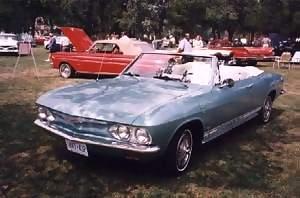 1965 Corvair Convertible