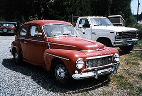 1965 Volvo 544
