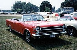 1966 AMC Ambassador 990 convertible