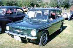 1967 Sunbeam Imp