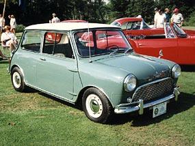 1967 Mini-Cooper S