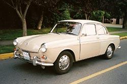 1969 Volkswagen 1600 Type 3