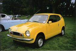 1972 Honda N600 coupe