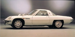 1972 Mazda Cosmo; photo courtesy Mazda Canada