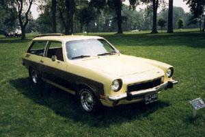 1973 Chevrolet Vega Estate