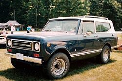 1977 International Harvester Scout