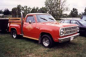 1979 Dodge Lil Red Truck
