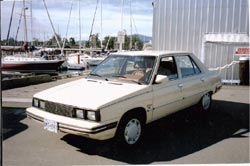 1983 Renault Alliance