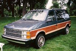 1986 Dodge Caravan