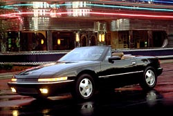 1988 Buick Reatta convertible