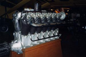 Liberty Aircraft Engine