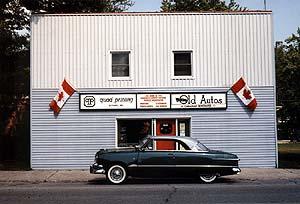 Old Autos, Bothwell, Ontario