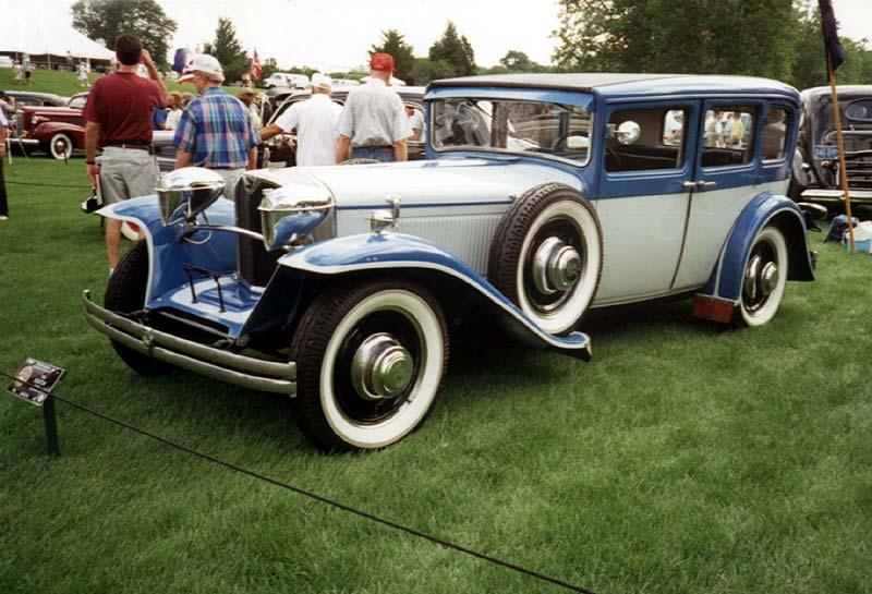 1930 Ruxton