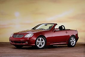 Used Vehicle Review: Mercedes Benz SLK, 1998 2004 mercedes benz