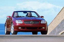 Used Vehicle Review: Mercedes Benz SLK, 1998 2004 mercedes benz used car reviews