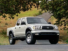 Used Vehicle Review: Toyota Tacoma pickup, 1996 2004  used car reviews toyota