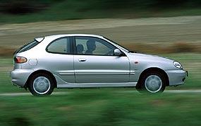 2002 Daewoo Lanos