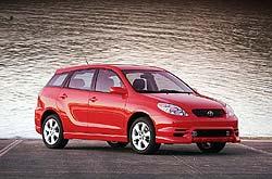2002 Toyota Matrix XRS