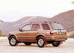 Isuzu Rodeo, 1998-2003