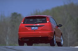2004 Ford Focus SVT four-door