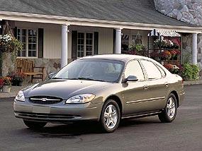 2002 Ford Taurus SEL