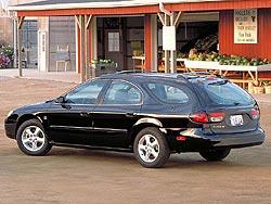 2002 Ford Taurus SE wagon