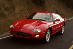 2002 Jaguar XK8 Coupe