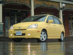 2003 Suzuki Aerio Fastback