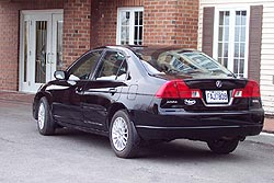 2003 Acura EL Premium