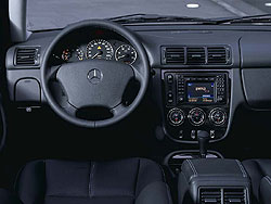 2003 Mercedes-Benz ML350