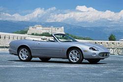 2003 Jaguar XK8 Convertible