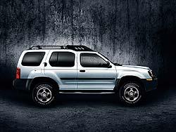 2003 Nissan Xterra