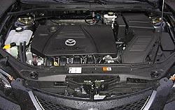 Test Drive: 2005 Mazda3 GS Sedan car test drives mazda
