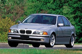 Used Vehicle Review: BMW 5 Series, 1997 2003 bmw