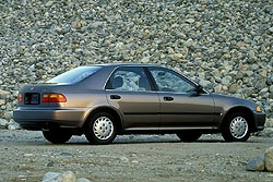 Used Vehicle Review: Honda Civic, 1992 1995 used car reviews honda