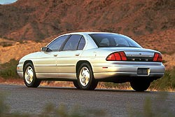 Used Vehicle Review: Chevrolet Lumina, 1995 1999  used car reviews chevrolet