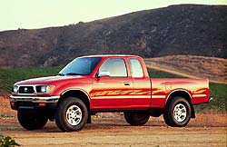 Used Vehicle Review: Toyota Tacoma pickup, 1996 2004  toyota
