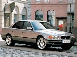 1999 BMW 740i