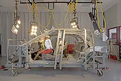 Feature: Crash testing without the crash health and safety