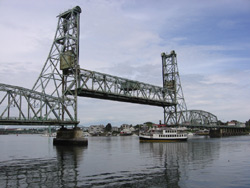 Portsmouth, New Hampshire's Memorial Bridge