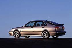 2000/01 Saab 9-3 Viggen