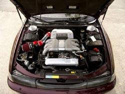Subaru SVX flat-six engine