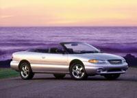 2000 Chrysler Sebring Limited