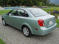 2004 Chevrolet Optra