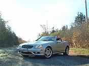 Mercedes SLK32