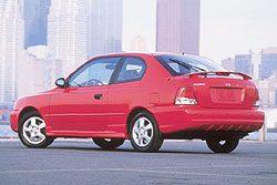 2001 Hyundai Accent GSi