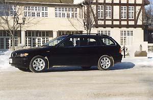 2002 BMW 325iT