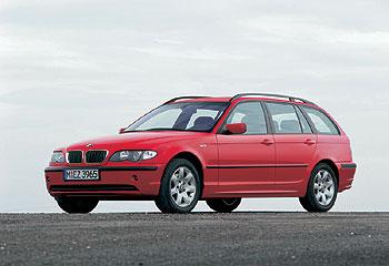 2002 BMW 325i Touring